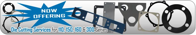 RFI Shielding, EMI Shielding - EMI Gaskets Die Cutting Services
